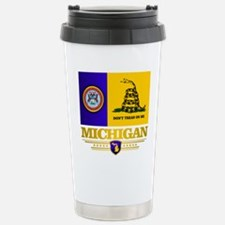 DTOM Michigan Stainless Steel Travel Mug