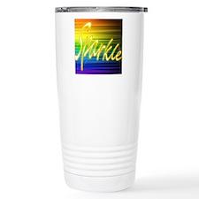 Sparkle Travel Coffee Mug