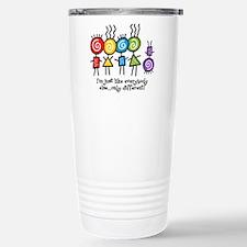 Same Only Different Travel Mug