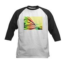 Colorful Abstract Art Baseball Jersey