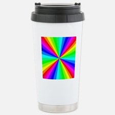 Colorful Art Stainless Steel Travel Mug