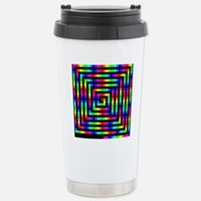 Colorful Art Travel Mug