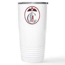 Rhodesia 1st Commandos Travel Mug