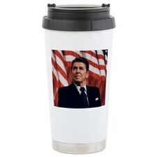 Ronald Reagan Travel Coffee Mug