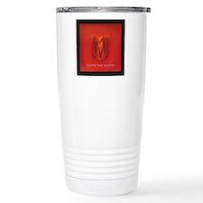 Savor the Sacred Travel Mug