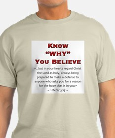 Know Why - T-Shirt 2.0