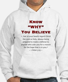 Know Why - Hoodie 2.0