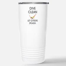 Dive Clean Travel Mug