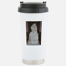 Rodin's The Kiss Travel Mug