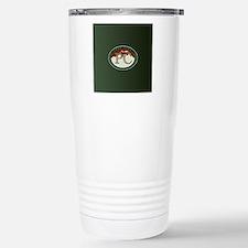 Unique Snowshoe Travel Mug