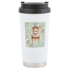 French Cupcake Victoria Travel Mug