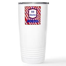 50 States Finisher Travel Mug