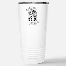 Goat t Travel Mug