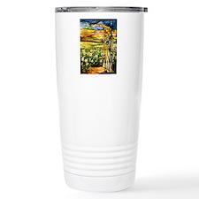 Field of Lilies - Tiffa Travel Mug