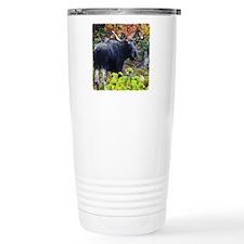 Bull From Fight 2 Travel Coffee Mug
