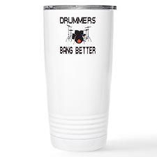 Drummers Bang Travel Mug