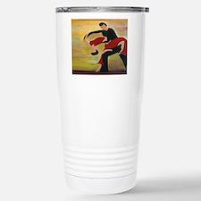 Ballroom Dancers Travel Mug