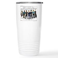 Cute Police humor Travel Mug