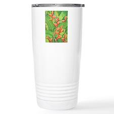 Hawaiian Heliconia Travel Mug