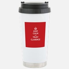 Trust Clarence Stainless Steel Travel Mug