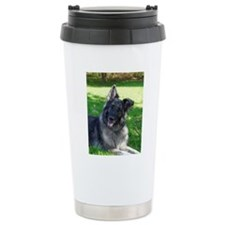 Kimber smiling pretty croopped Travel Mug