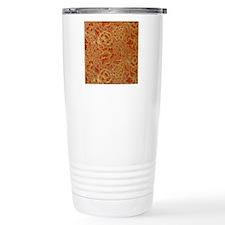 William Morris Poppy De Travel Coffee Mug