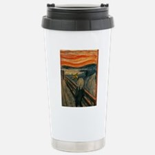 Wasp! Scream! Stainless Steel Travel Mug