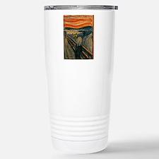Wasp! Scream! Travel Mug