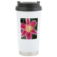 Flower: Travel Mug