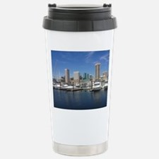 Baltimore Inner Harbor  Stainless Steel Travel Mug