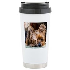 Yorkshire Terrier Dog S Travel Mug