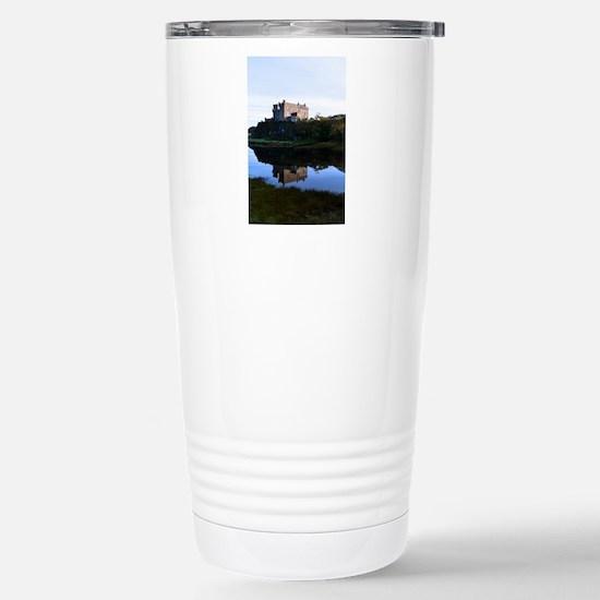 Dunvegan Castle Stainless Steel Travel Mug