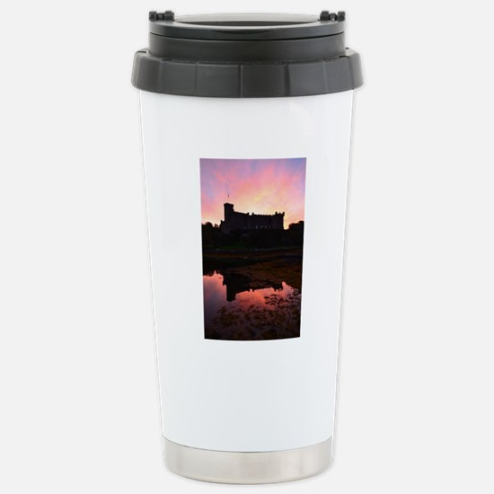 Beautiful Dunvegan Cast Stainless Steel Travel Mug