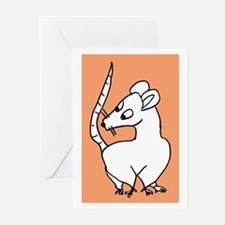 Pack Rat Greeting Cards (Pk of 10)