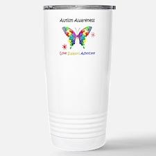 Autism Awareness Butter Travel Mug