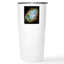 Crab Nebula Travel Mug