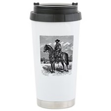 Chilean Cowboy (El Huas Travel Mug