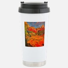 Joaquin Mir Red Valley Stainless Steel Travel Mug