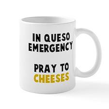 Queso Emergency Cheeses Mug