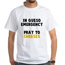 Queso Emergency Cheeses Shirt