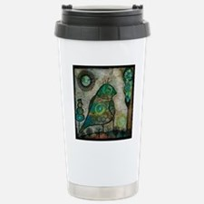 Birdie collage Travel Mug