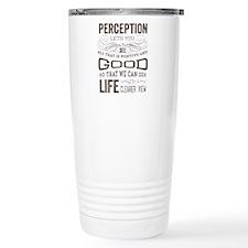 Cute Perception Travel Mug