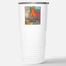 bkggrndribbonjamwms Travel Mug
