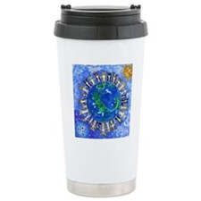 Corgi Nation  Travel Coffee Mug