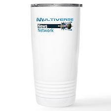 Multiverse News Network Thermos Mug