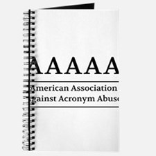 American Association Against Acronym Abuse Journal