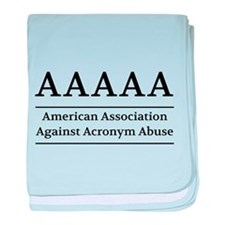 American Association Against Acronym Abuse baby bl