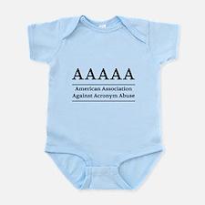American Association Against Acronym Abuse Body Su