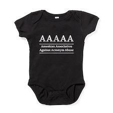 American Association Against Acronym Abuse Baby Bo