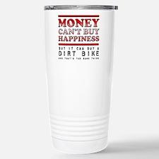 Dirt Bike Happiness Travel Mug
